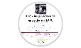 RFC - Asignación de espacio en SAN - 22/02/2012
