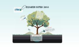 EXAMEN ICFES 2014