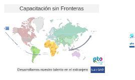 Capacitación sin Fronteras