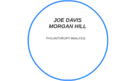 JOE DAVIS MORGAN HILL