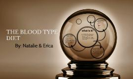 THE BLOOD TYPE DIET