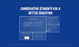 Conservative Students for a Better Education