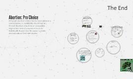 Abortion: Pro Choice