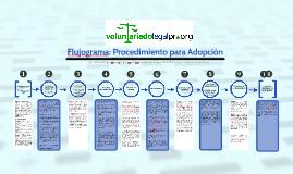 160216 Flujograma: Procesos de Adopción