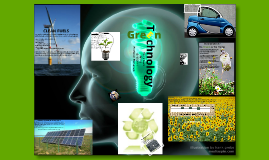 Green technology research paper