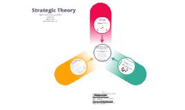 Strategic Theory CCMH/565