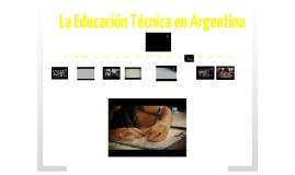 Historia de la Educación Técnica en Argentina