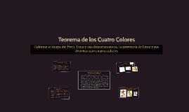 Copy of Teorema de los 4 colores