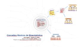 Conceitos Básicos de Bioestatística