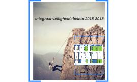 Integraal veiligheidsbeleid 2015-2018
