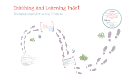 Teaching and Learning Inset