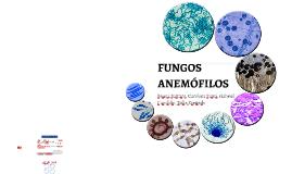FUNGOS ANEMÓFILOS