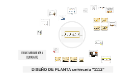 """Copy of """"DISEÑO DE UNA PLANTA PRODUCTORA DE CERVEZA ARTESANAL"""""""