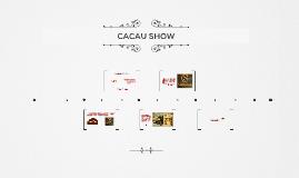 Copy of CACAU SHOW