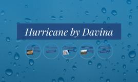 Hurricane by Davina