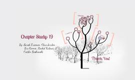 To Kill a Mockingbird Chapter Study: 19