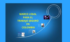 MARCO LOGICO PARA EL