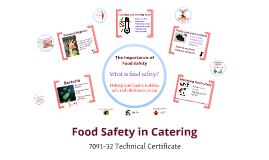 Tech Cert revision - Food Safety