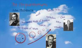 John Steinbeck: The Chrysanthemums