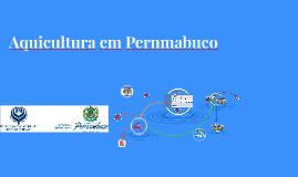 Copy of Aquicultura em Pernmabuco