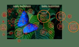 Augalų ir guvūnų dauginimasis