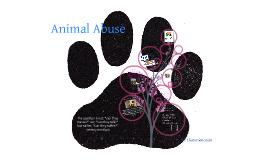 Copy of Animal Abuse