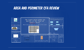 Area and Perimeter CFA Review
