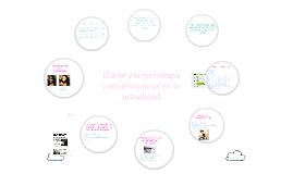 Arte y tecnología de comunicaciones - IMD 2013-1