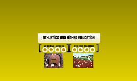 Econ of Higher Ed