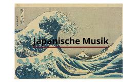 Japanische Musik