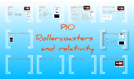 P2.10 Rollercoasters and relativity