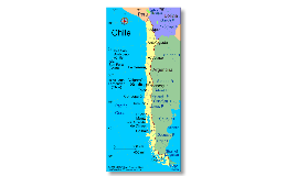 Copy of La Geografia de Chile