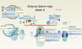 6th Grade - Week 4