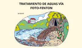 Tratamiento de aguas vía Foto-Fenton