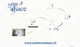 Site web du Réseau Naître en Alsace