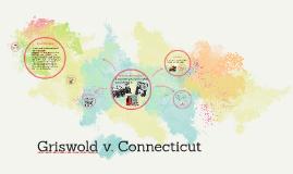 Griswold v. Connecticut