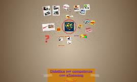 Didattica per competenze con eTwinning