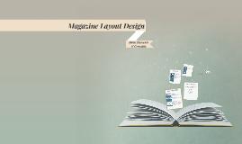 Magazine Spread Basics