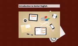 Senior English Introduction