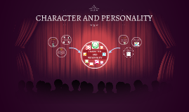 Copy of character and personality