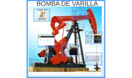 BOMBA DE VARILLA