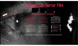 The American Horror Film