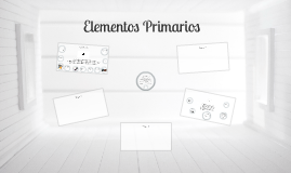 Copy of Copy of ELEMENTOS PRIMARIOS