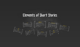 Copy of Elements of Short Stories