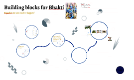 Building blocks for Bhakti