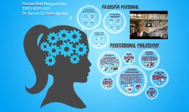 Filosofia Personal y Profesional