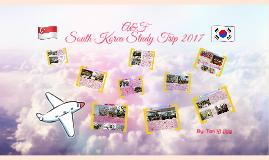 A&F South Korea Study Trip 2017