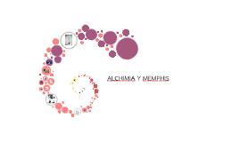 alchimia y memphis