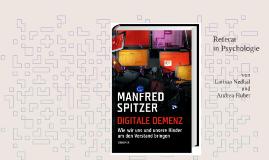 Digitale Demenz 10.06.2015