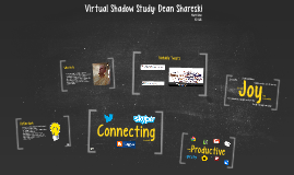 Virtual Shadow Study: Dean Shareski